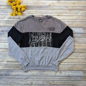 Panic at The Disco Band Crew Neck Sweatshirt